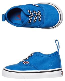 VICTORIA BLUE WHITE KIDS TODDLER BOYS VANS FOOTWEAR - VNA38E8Q6GBLU