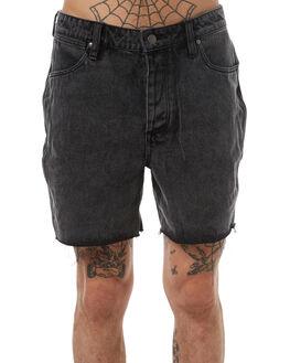 REALLY STONED MENS CLOTHING WRANGLER SHORTS - W-901089-DK3REALS