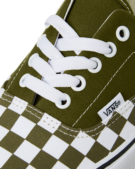 GREEN MENS FOOTWEAR VANS SNEAKERS - SSVNA4BV4VXIM