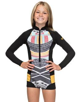 BLACK BOARDSPORTS SURF ROXY GIRLS - ERGW403005KVJ0