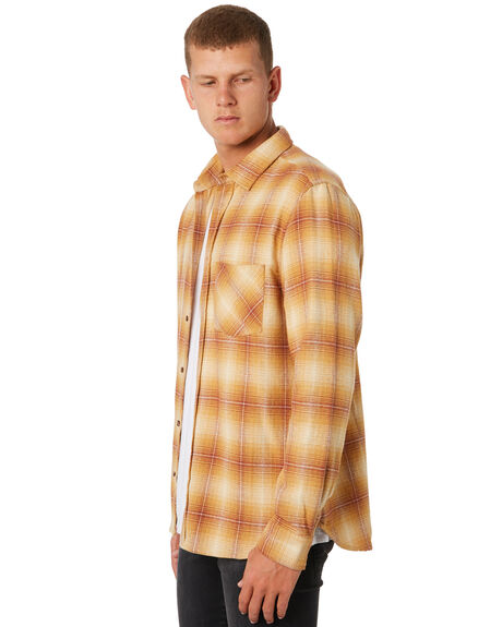 GREY MENS CLOTHING INSIGHT SHIRTS - 5000003616GRY