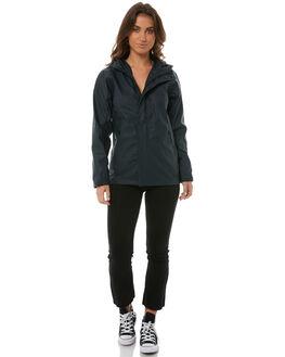 BLACK WOMENS CLOTHING BILLABONG JACKETS - 6585898BLK