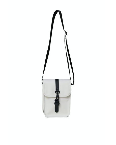 OFF WHITE MENS ACCESSORIES RAINS BAGS + BACKPACKS - 4FLIG-OFFW-OS