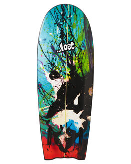 BLACK SURF SOFTBOARDS CATCH SURF FUNBOARD - BO54T-L1BK17