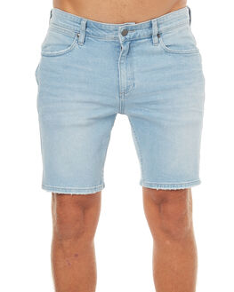 BLUE STERLING MENS CLOTHING WRANGLER SHORTS - W-901118-DY0BLSTE