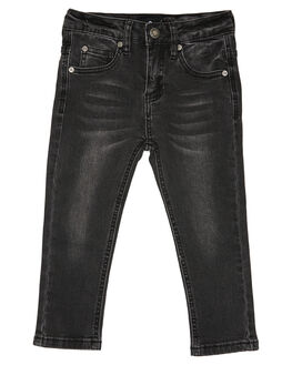 BLACK KIDS BOYS ST GOLIATH PANTS - 2850045BLK