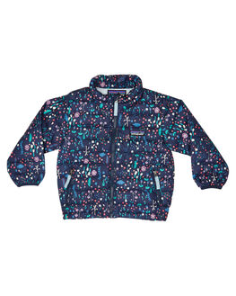 FOREST FORAGE NEO KIDS GIRLS PATAGONIA JUMPERS + JACKETS - 60520FFNE
