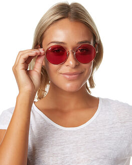 aa98c448a7451 ... SHINY COP RED WOMENS ACCESSORIES RAY-BAN SUNGLASSES - 0RB35929035C8