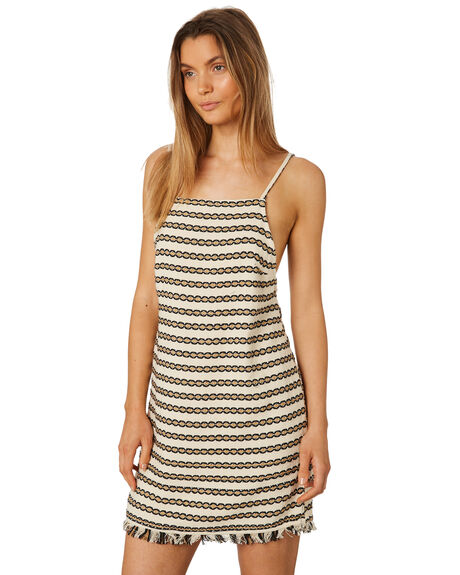 STRIPE WOMENS CLOTHING TIGERLILY DRESSES - T395428STR