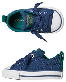 MASON BLUE KIDS BOYS CONVERSE FOOTWEAR - 761976MAS
