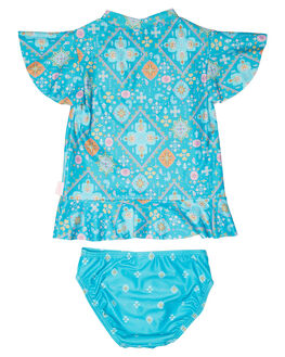 MULTI BOARDSPORTS SURF SEAFOLLY GIRLS - 27092T-001MUL