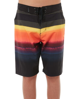 BLACK KIDS BOYS HURLEY BOARDSHORTS - ABAA9755010