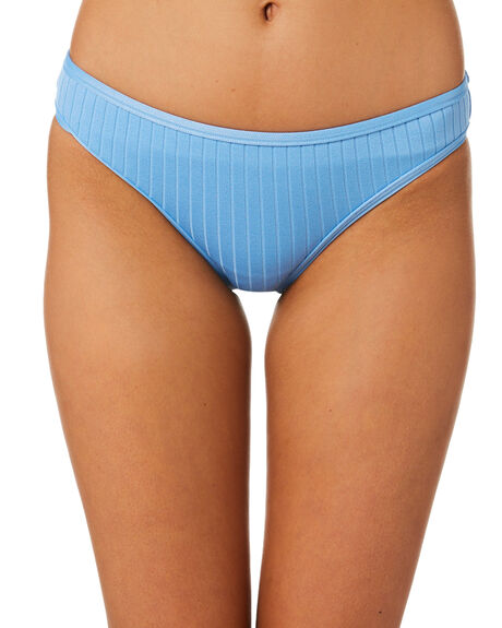 BLUE OUTLET WOMENS SWELL BIKINI BOTTOMS - S8184336BLUE