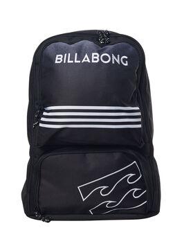 BLACK MENS ACCESSORIES BILLABONG BAGS - 9685005ABLK