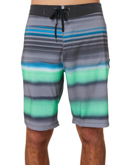 BLACK MENS CLOTHING HURLEY BOARDSHORTS - AR0001010