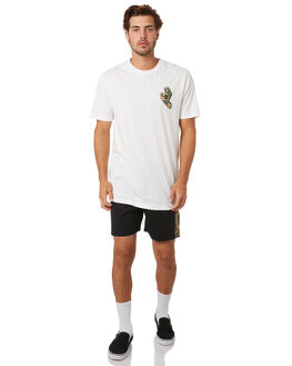 OFF WHITE MENS CLOTHING SANTA CRUZ TEES - SC-MTA0549OFWHT