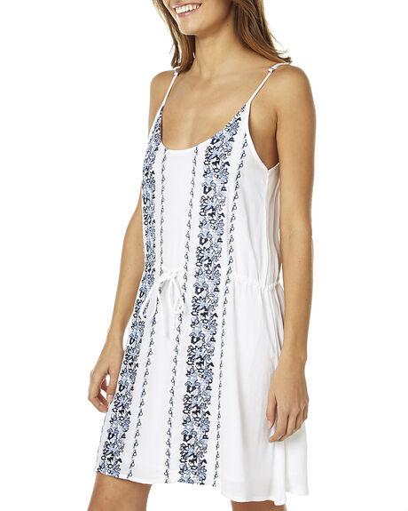 WHITE WOMENS CLOTHING RIP CURL DRESSES - GDRDX11000
