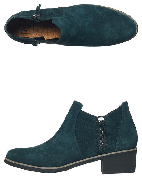 BLACK BLACK WOMENS FOOTWEAR REEF BOOTS - A3KJ2BK2