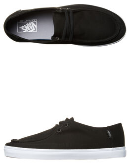 BLACK FROST GRAY MENS FOOTWEAR VANS SNEAKERS - VN-02SDKW8BLK