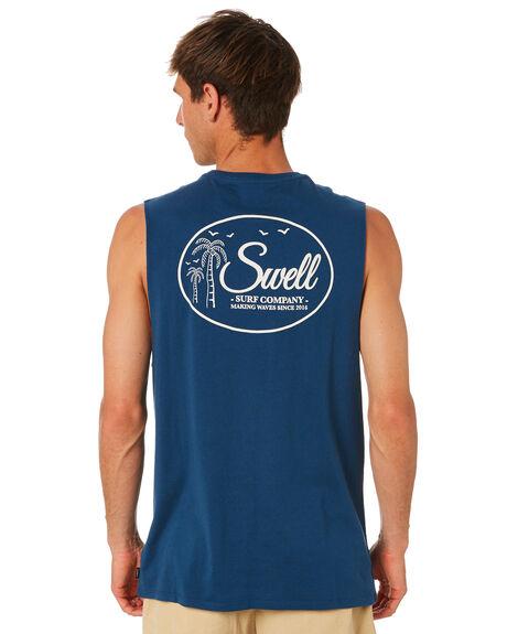 CLUB NAVY MENS CLOTHING SWELL SINGLETS - S5212275CLBNY