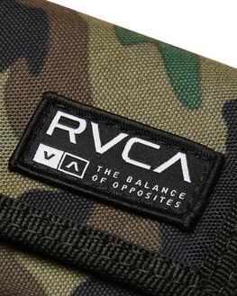 CAMO MENS ACCESSORIES RVCA WALLETS - R382491ACAMO