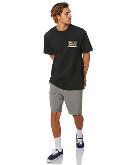 BLACK MENS CLOTHING SALTY CREW TEES - 20035225BLK
