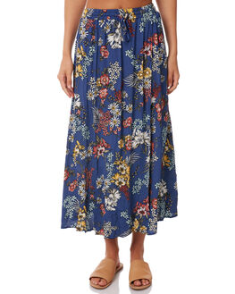 JUNGLE WOMENS CLOTHING SWELL SKIRTS - S8182471JUNGL
