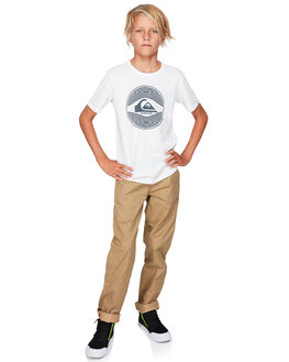 KHAKI KIDS BOYS DC SHOES PANTS - EDBNP03022-CLM0