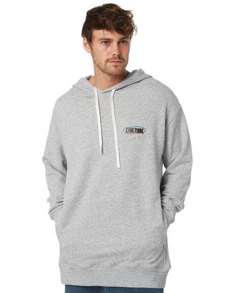 GREY MARLE MENS CLOTHING ZANEROBE JUMPERS - 407-VERGRYML