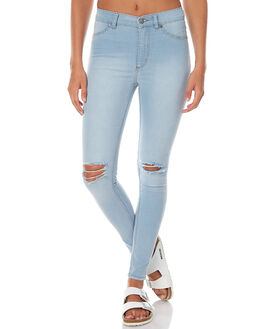 RITES WOMENS CLOTHING CHEAP MONDAY JEANS - 0389658RITES