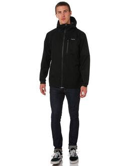 BLACK MENS CLOTHING DEPACTUS JACKETS - D5182381BLACK
