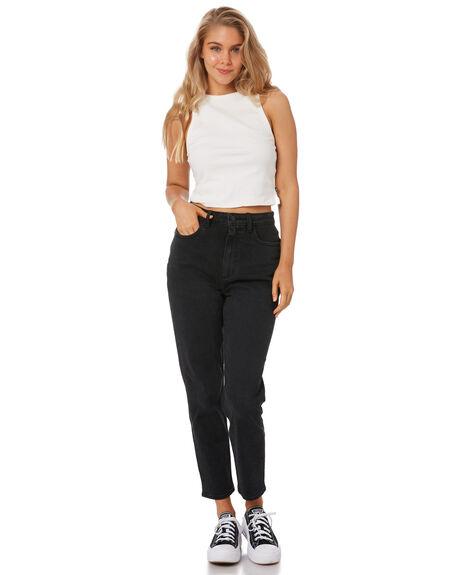 BIAS BLACK WOMENS CLOTHING LEE JEANS - L-656985-PT2