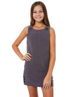 NINE IRON KIDS GIRLS RIP CURL DRESSES + PLAYSUITS - JDRBF14285