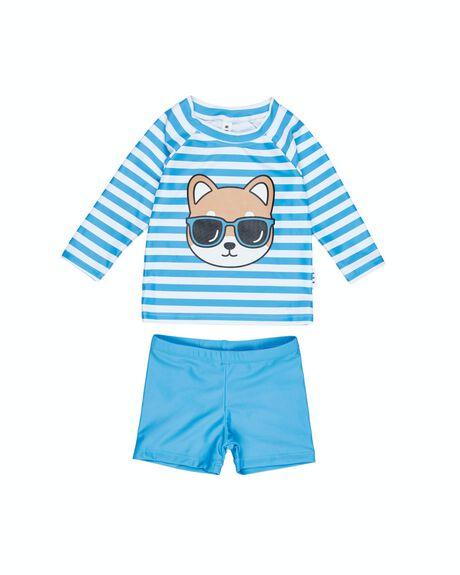 BLUE KIDS BOYS HUXBABY SWIMWEAR - HB2210_4