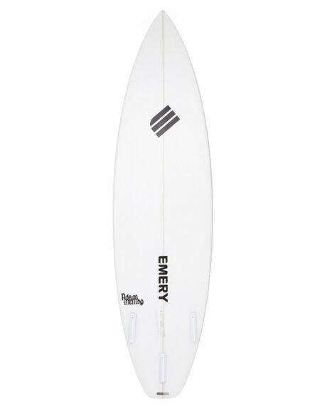 CLEAR BOARDSPORTS SURF EMERY PERFORMANCE - EYADAMS