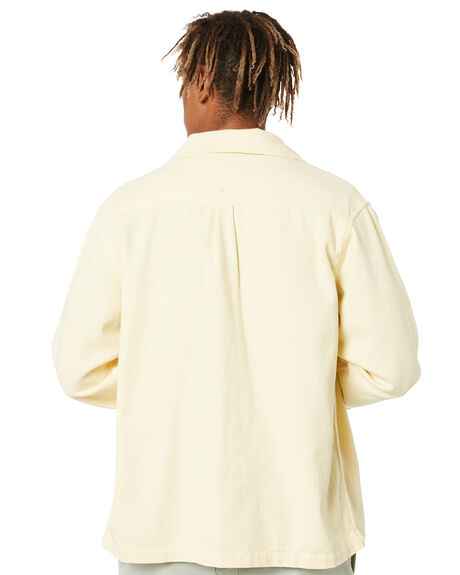 OFF WHITE MENS CLOTHING MISFIT SHIRTS - MT016401OWHT