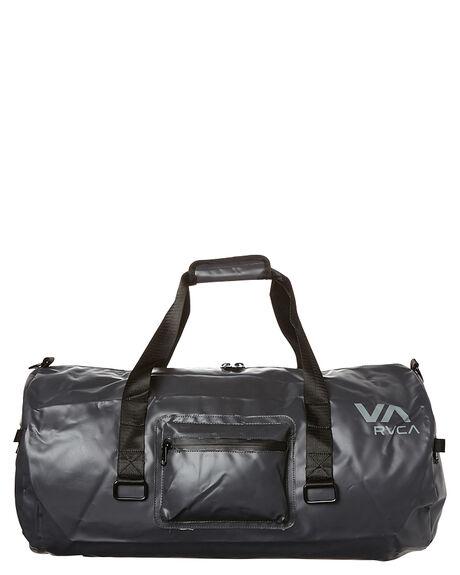 Rvca Sports Duffle Bag - Black  d4a67f47dbc59