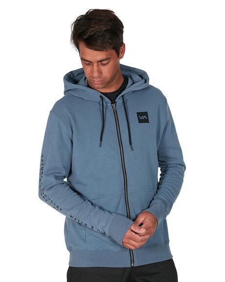 CHINA BLUE MENS CLOTHING RVCA JUMPERS - RV-R305154-CNU