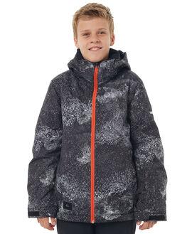 MARINE IGUANA BW BOARDSPORTS SNOW QUIKSILVER BOYS - EQBTJ03063WBK9