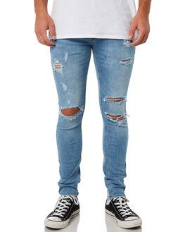 WHIPLASH MENS CLOTHING WRANGLER JEANS - W-901163-EY3WHIP
