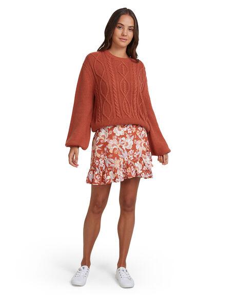 AUBURN WOMENS CLOTHING ROXY KNITS + CARDIGANS - URJSW03008-NNY0