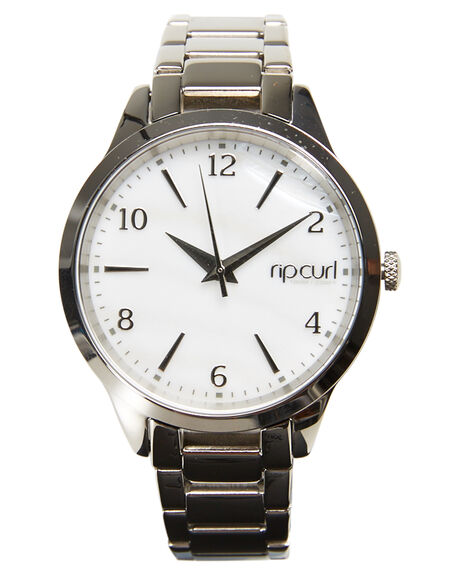 WHITE WOMENS ACCESSORIES RIP CURL WATCHES - A2911G1000