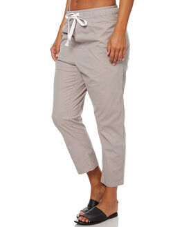 STONE WOMENS CLOTHING ASSEMBLY PANTS - AW-W21755STONE