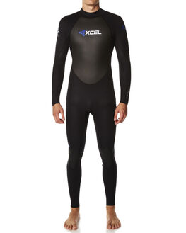 BLACK SURF WETSUITS XCEL STEAMERS - MX32GCS3BLR