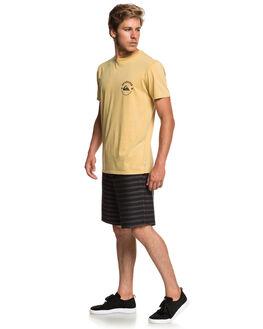RATTAN MENS CLOTHING QUIKSILVER TEES - EQYZT05212-YHP0