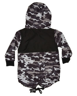 CAMO NIGHTS KIDS BOYS RADICOOL DUDE JUMPERS + JACKETS - RD1113CAMN