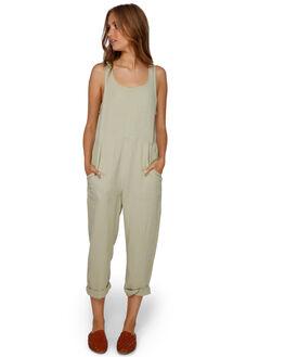 WASABI WOMENS CLOTHING BILLABONG PLAYSUITS + OVERALLS - BB-6591510-WAS
