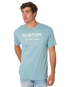 STONE BLUE MENS CLOTHING BURTON TEES - 203821400