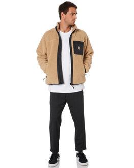 DUSTY HAMILTON BROWN MENS CLOTHING CARHARTT JUMPERS - I02512007E