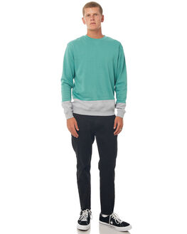 DEEP SEA MENS CLOTHING DC SHOES JUMPERS - EDYFT03345GMW0